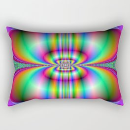 Satin Cusion Rectangular Pillow