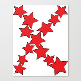 Stars Forever Canvas Print