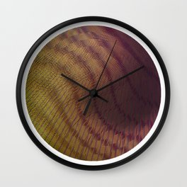 September Start Wall Clock
