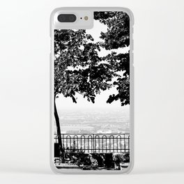 Belvedere Clear iPhone Case