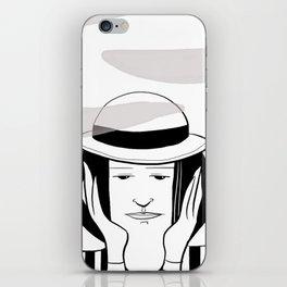 While thinking... iPhone Skin