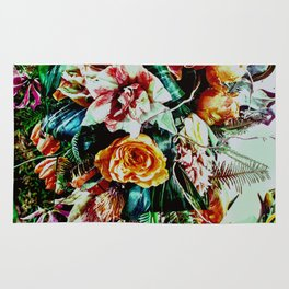 Flowing Bouquet Rug