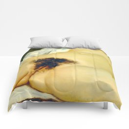 (BIG) Origin of the World : L'Origine du monde by Gustave Courbet Comforters
