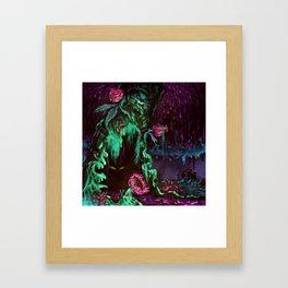 Shroombrella Framed Art Print