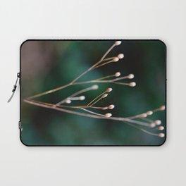 Seed Heads Laptop Sleeve