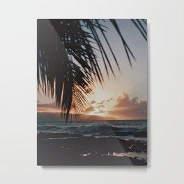 North Shore Metal Print