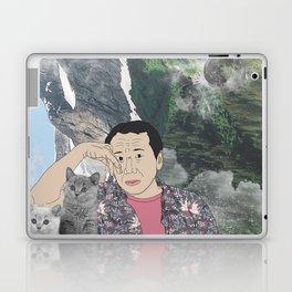 HARUKI MURAKAMI Laptop & iPad Skin