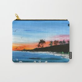 """""""PEACEFUL LIVING""""  Carry-All Pouch"""
