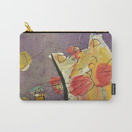 Cat in the city Carry-All Pouch