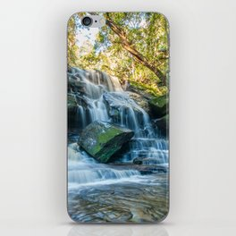 Somersby Falls, Central Coast, NSW, Australia iPhone Skin