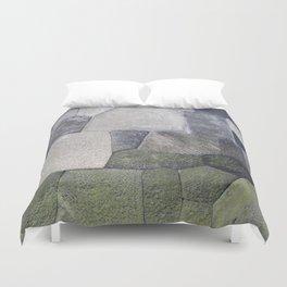 An imperial wall Duvet Cover