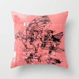 LOWER 4 Throw Pillow