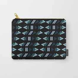 BLACK: Carry-All Pouch