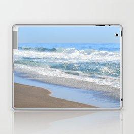 Baby Blue Ocean Laptop & iPad Skin