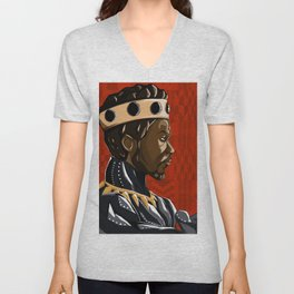Long Live the King Unisex V-Neck