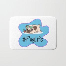 #PugLife Bath Mat