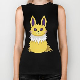 Evolution Bobbles - Jolteon Biker Tank