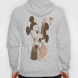 Minnie and Mickie Hoody