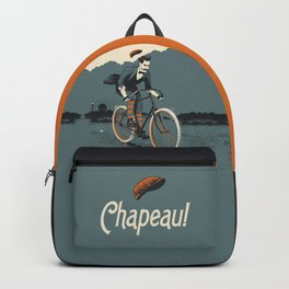 Chapeau! Backpack