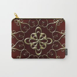 Golden Treasure of Nemo Carry-All Pouch