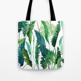 tropical compilation Tote Bag