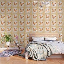 Red Little Fox (Full) Wallpaper