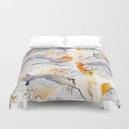 marmalade mountains Duvet Cover