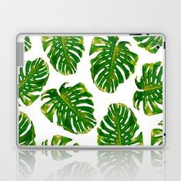 Guatemala - Monstera Deliciosa Jungle Laptop & iPad Skin