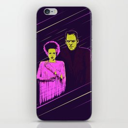 Bride and Groom iPhone Skin