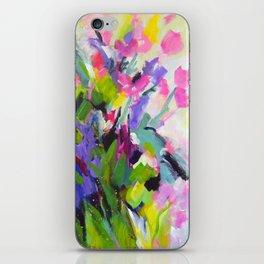 Garden Melody iPhone Skin
