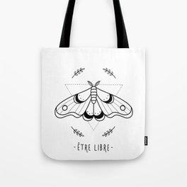 to be free Tote Bag