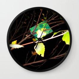 I Try to be Renè Magrite: Take 2 Wall Clock