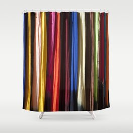 Cover me with Color Shower Curtain