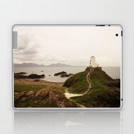 Tŵr Mawr Lighthouse Laptop & iPad Skin