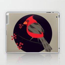 Cardinal Song Laptop & iPad Skin