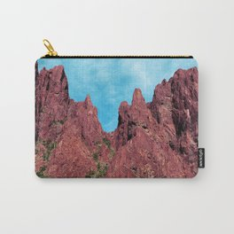 Palm Canyon Arizona Carry-All Pouch