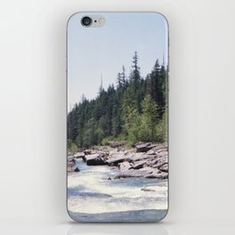 Avalanche Creek iPhone Skin