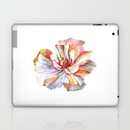 The Vintage Flower of Serenity - Light Version Laptop & iPad Skin