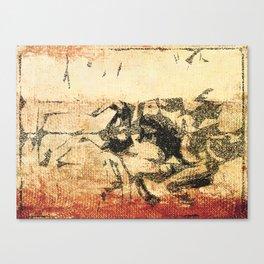 Miura II Canvas Print