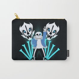 Sans the Skeleton Carry-All Pouch