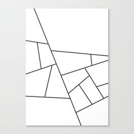 Modern Geometric 57 Canvas Print