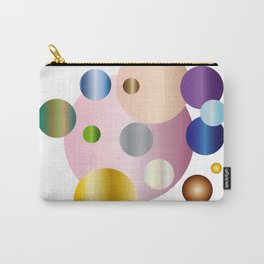planetarium abstract geometrical design Carry-All Pouch