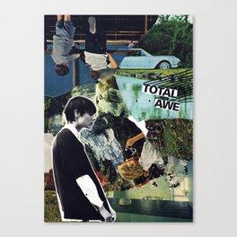 Total Awe Canvas Print