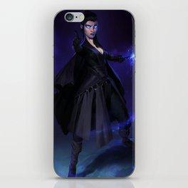 The Sorceress iPhone Skin