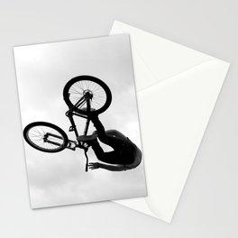 Flying Bike Stationery Cards
