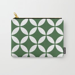 Palm Springs Screen: Kelly Green Carry-All Pouch