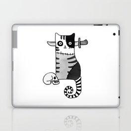 Zombie – Cat Of Horror Laptop & iPad Skin