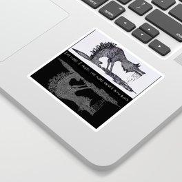 theTrust Sticker