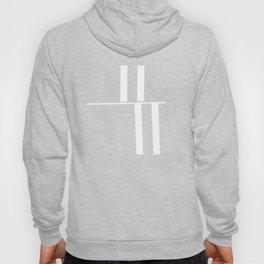 Anxiety Rectangles 1 #minimalism #abstract #geometry #society6 Hoody