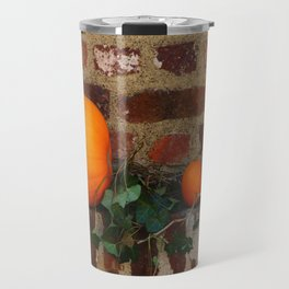Gourds On A Windowsill Travel Mug